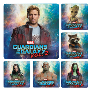 Guardians Stickers