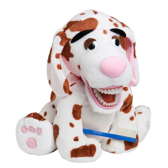 Large Dog Toys Balls : Dog dental puppet