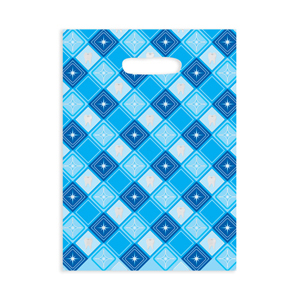 Tooth & Blue Stars Scatter Bag