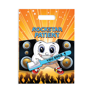 Small Rockstar Full Color Bag