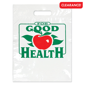 Lg. Good Health Bags
