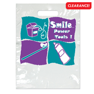 Large Smile Power Tools Bag