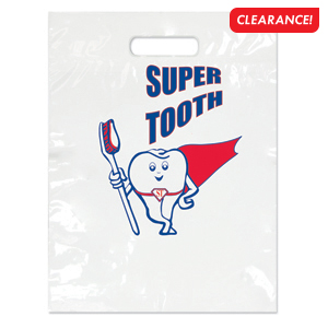 Large Super Tooth Bag