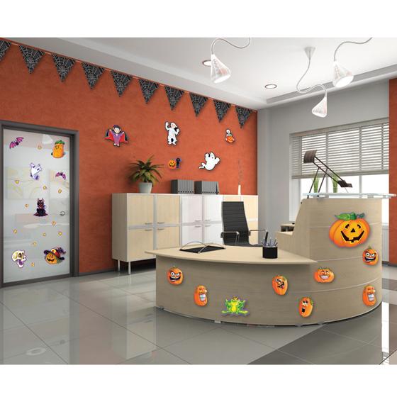 Halloween Office Decorating Kit