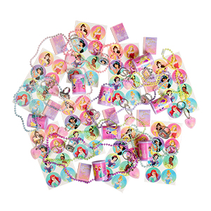 Disney Princess 48 Piece Toy Assortment