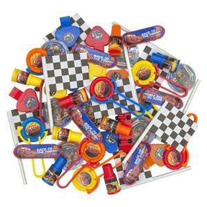 Disney Cars 2 48 Piece Toy Assortment