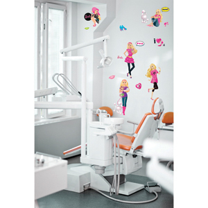 Barbie Wall Decals