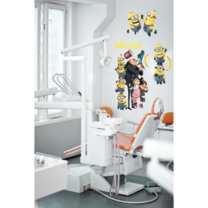 Minions Wall Decals