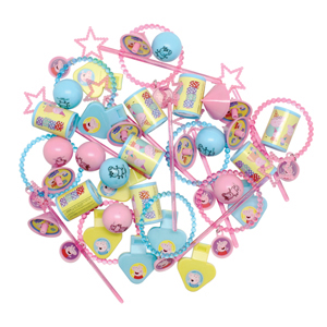 Peppa Pig 48 Piece Toy Mix