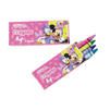 Minnie Mouse 4 Pack Crayons