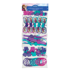 Frozen 100 Piece Toy Mix