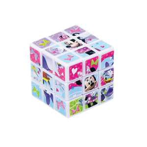 Minnie Mouse Puzzle Cubes