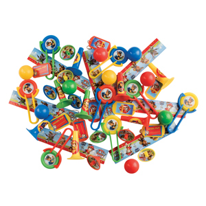 Paw Patrol 48 Piece Toy Mix