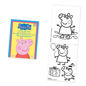Peppa Pig Activity Pad