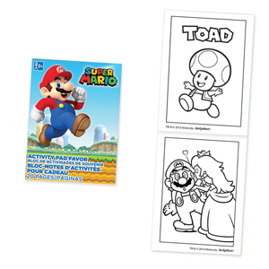 Super Mario Activity Pad