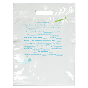2 Color Mad Libs Bag - Large