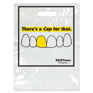 Dentoons Cap for That Two Color Bag - Large