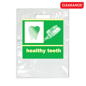 Large Healthy Teeth Bag