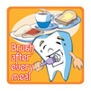After Every Meal Stickers