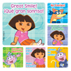 Dora The Explorer Dental Stickers