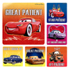 Cars Patient Stickers