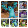 Disney Monsters University Movie Stickers