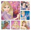 Disney Princess Glitter Stickers