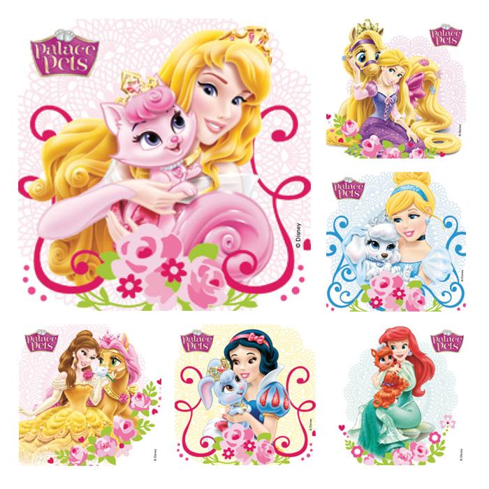 Disney S Palace Pets Stickers