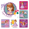 Sofia the First Medical Stickers