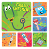 Great Check-Up Stickers (100)