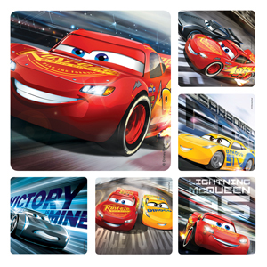 Cars 3 Stickers