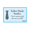 Tailor Made Smiles Postcard