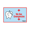 We See Emergencies Postcard