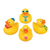 "3"" Yellow Squirt Ducks Assorted"