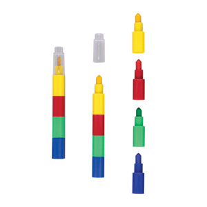 Stackable Crayons