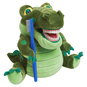 Alligator Dental Puppet