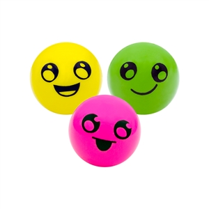32mm Funny Face Superball Assortment