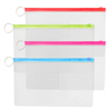 "10"" X 6"" Large Pouch Assorted Colors"
