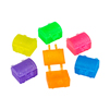 "1"" Glitter Tooth Saver Chests-Assorted"