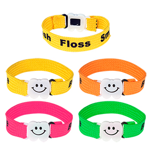 Tooth Sayings Bracelets Assorted