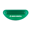 Imprinted Green Tube Squeezer