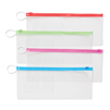 "10"" Vinyl Pouch- Assorted"