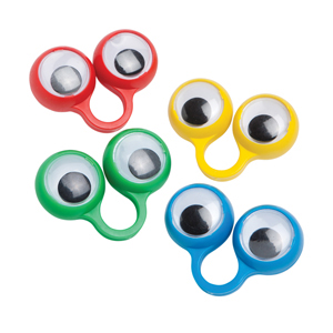 Googly Eye Rings