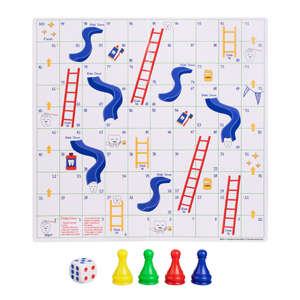 Tooth Ladder Game