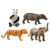 "2.5"" Stretchy Zoo Animals Assorted"