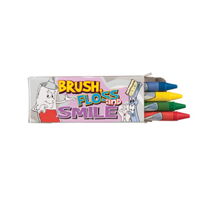 Dental Theme Crayons Boxes