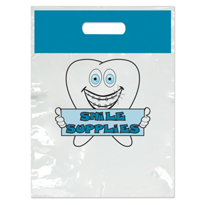 Orthodontic Smile Supplies Small 2-Color Bag
