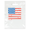 Small American Flag Bag