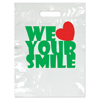 Small We Love Your Smile Bag