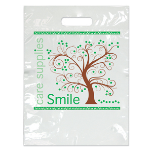 Small Tree Smiles Bag